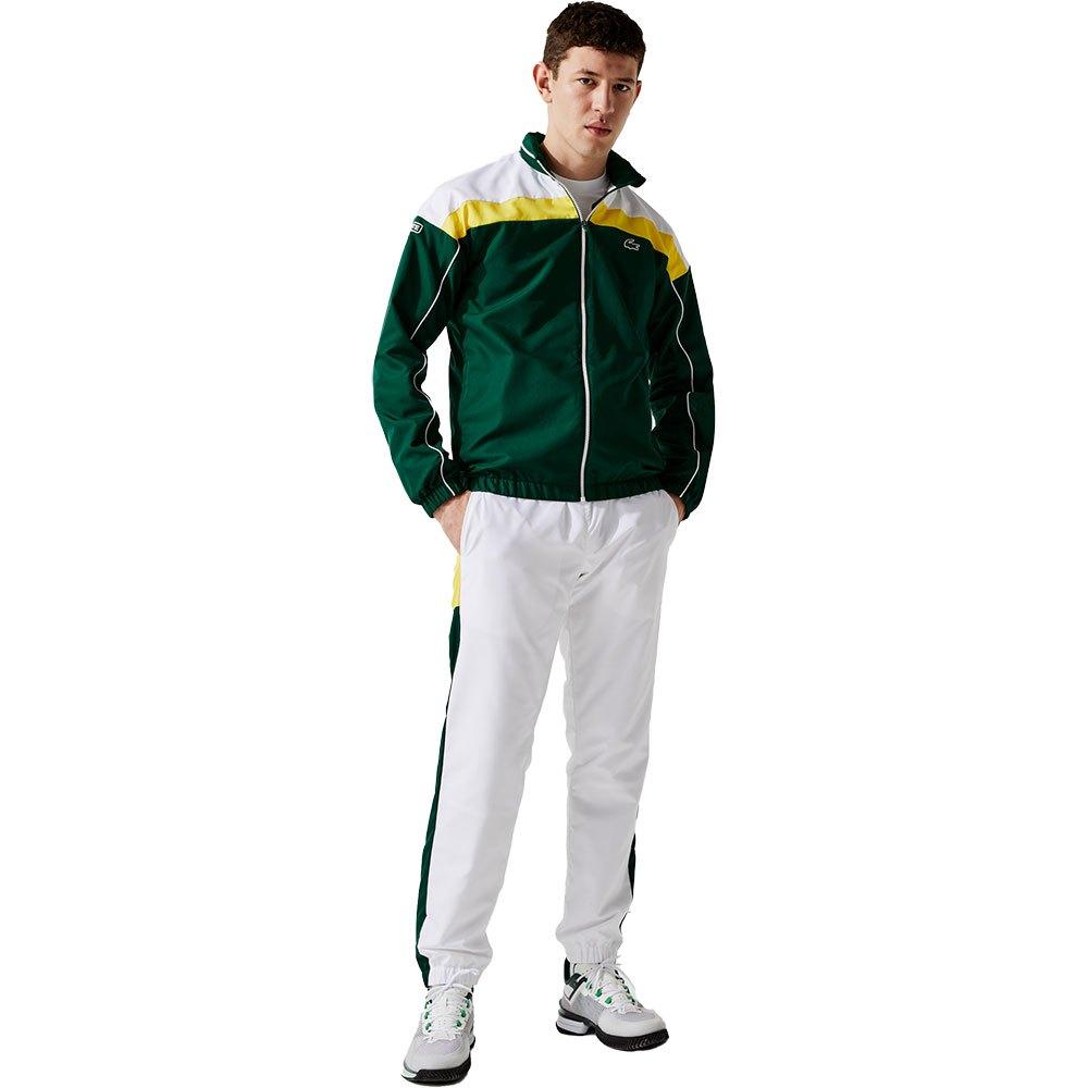 Lacoste Survêtement Sport Wh6950 XS Swing / White-Daphne-White