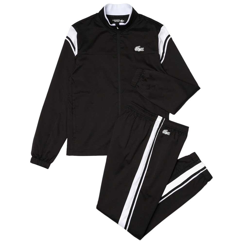 Lacoste Survêtement Sport Wh6962 XL Black / White