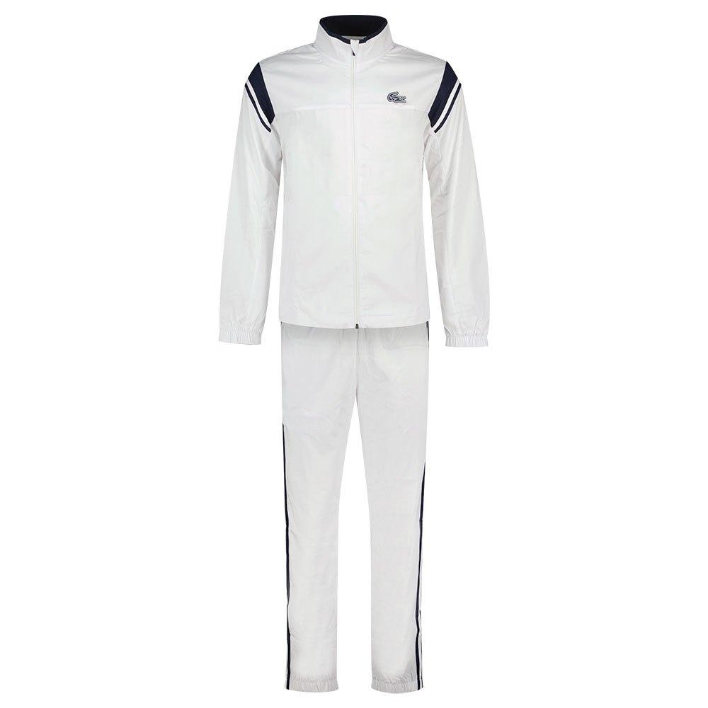 Lacoste Survêtement Sport Wh6962 S White / Marine
