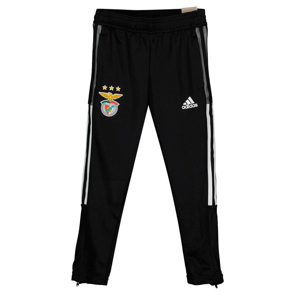 Adidas Pantalon D´entraînement Long Sl Benfica 21/22 Junior 152 cm Black