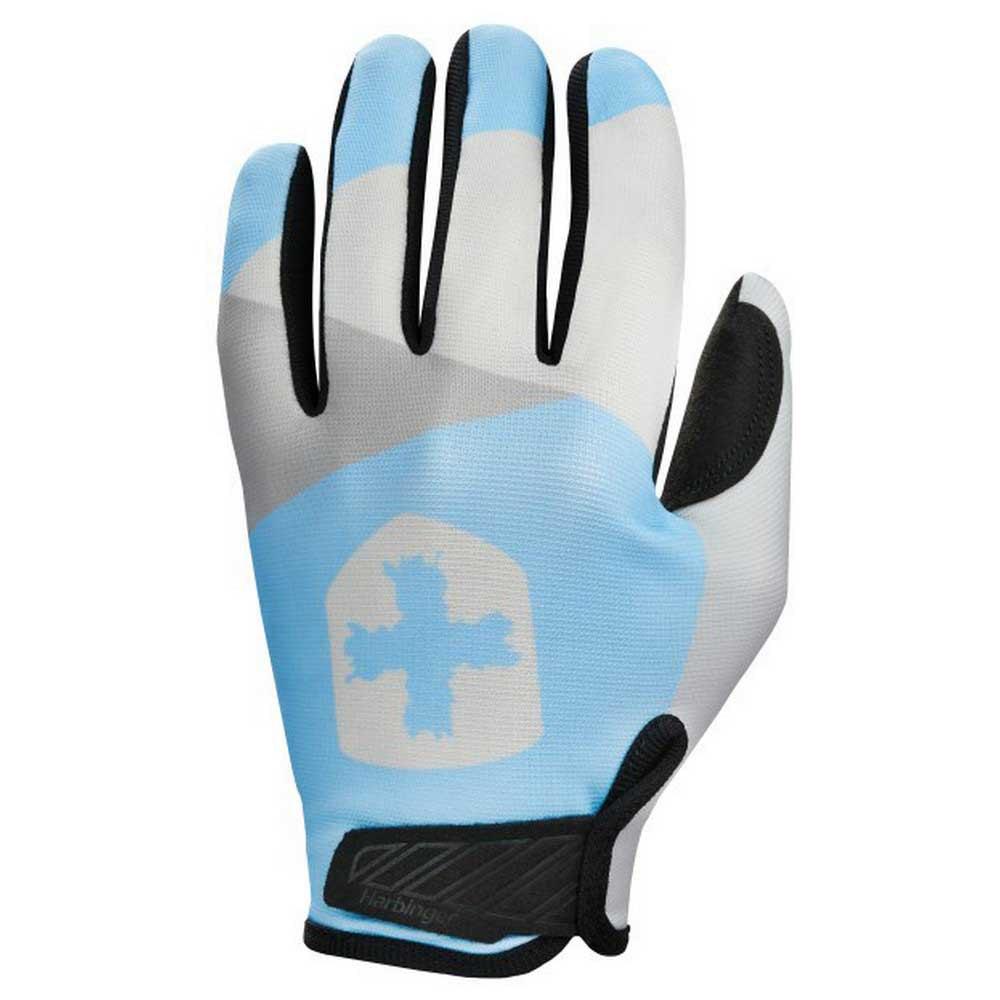 Harbinger Gants Longs Shield Protect S Black / Sky
