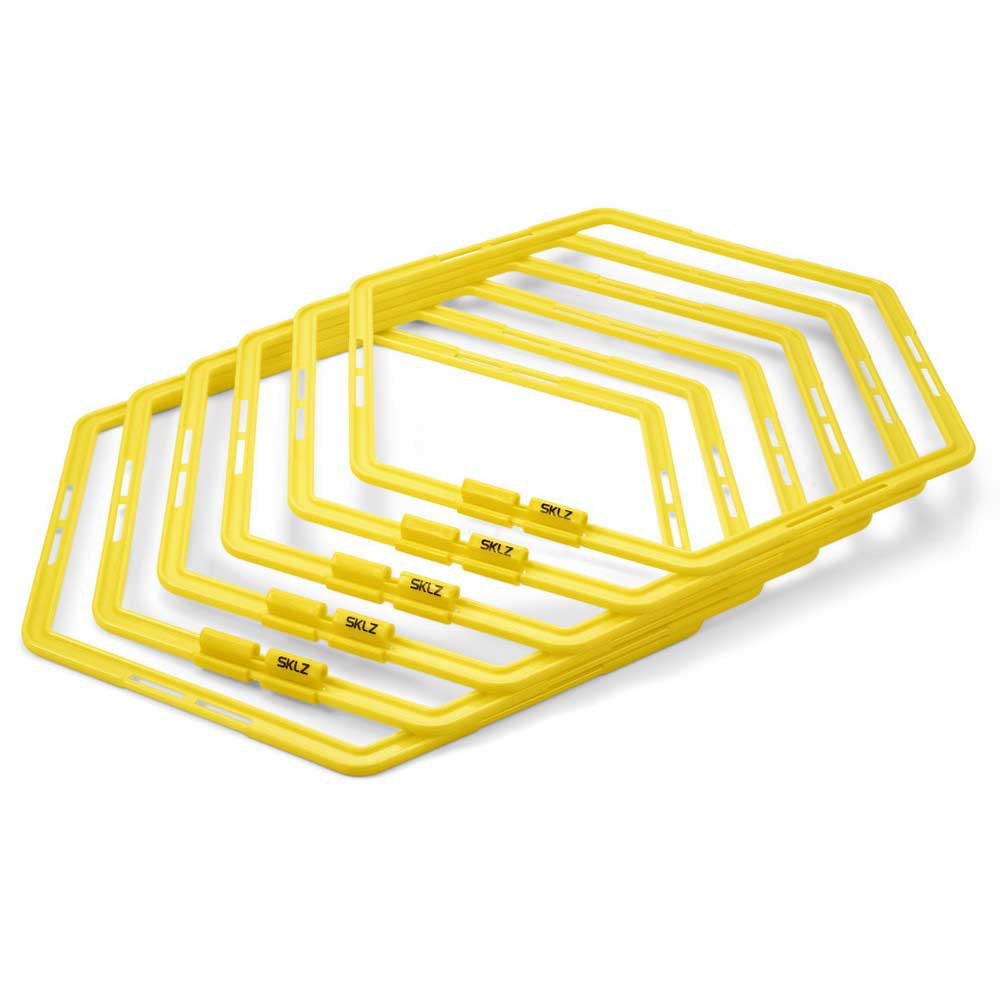Sklz Anneaux Hexagonaux One Size Yellow
