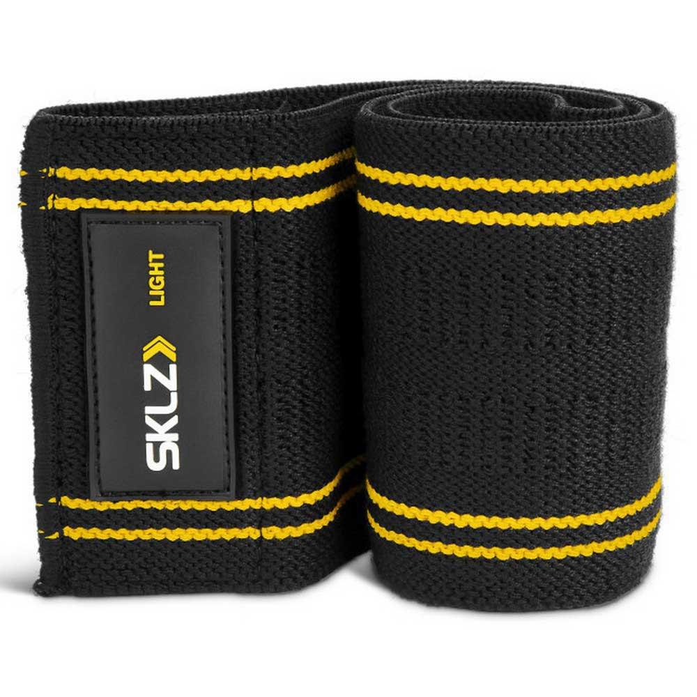 Sklz Mini Bande Pro Knit Hip Light Black / Yellow