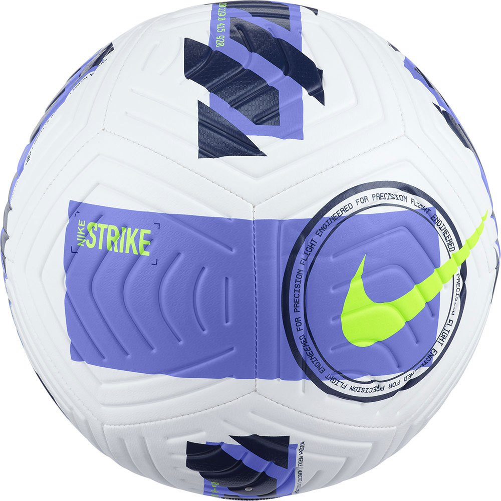 Nike Balle Strike 5 White / Sapphire / Blue Void / Volt