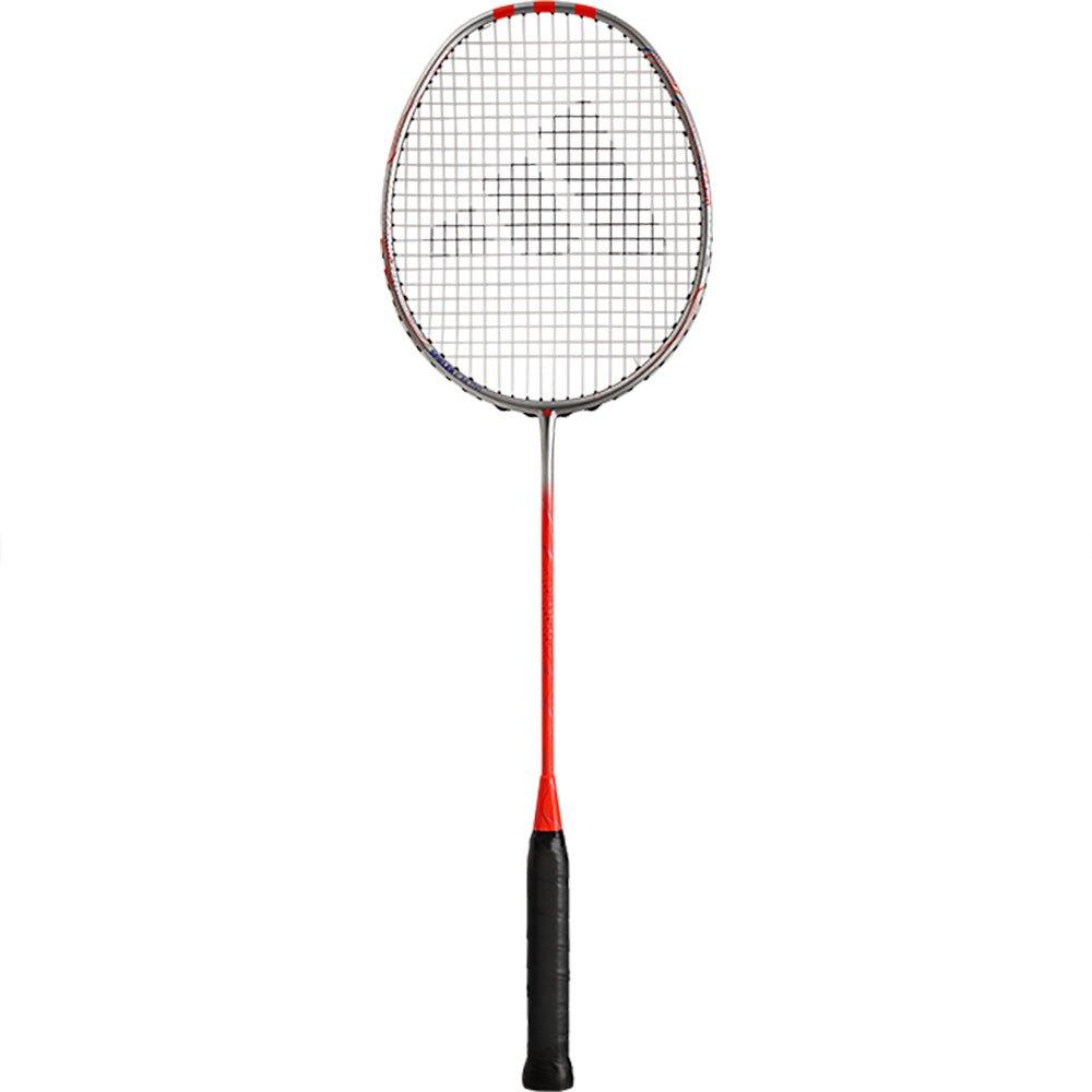Adidas Badminton Raquette Badminton Spieler E Aktiv.1 4 Silver / Red