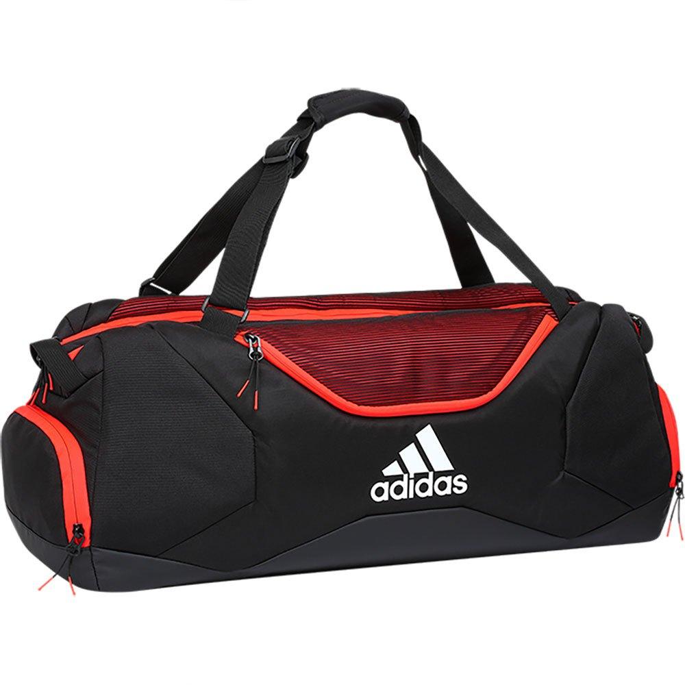 Adidas Badminton Sac Xs5 Tournament One Size Black / Red