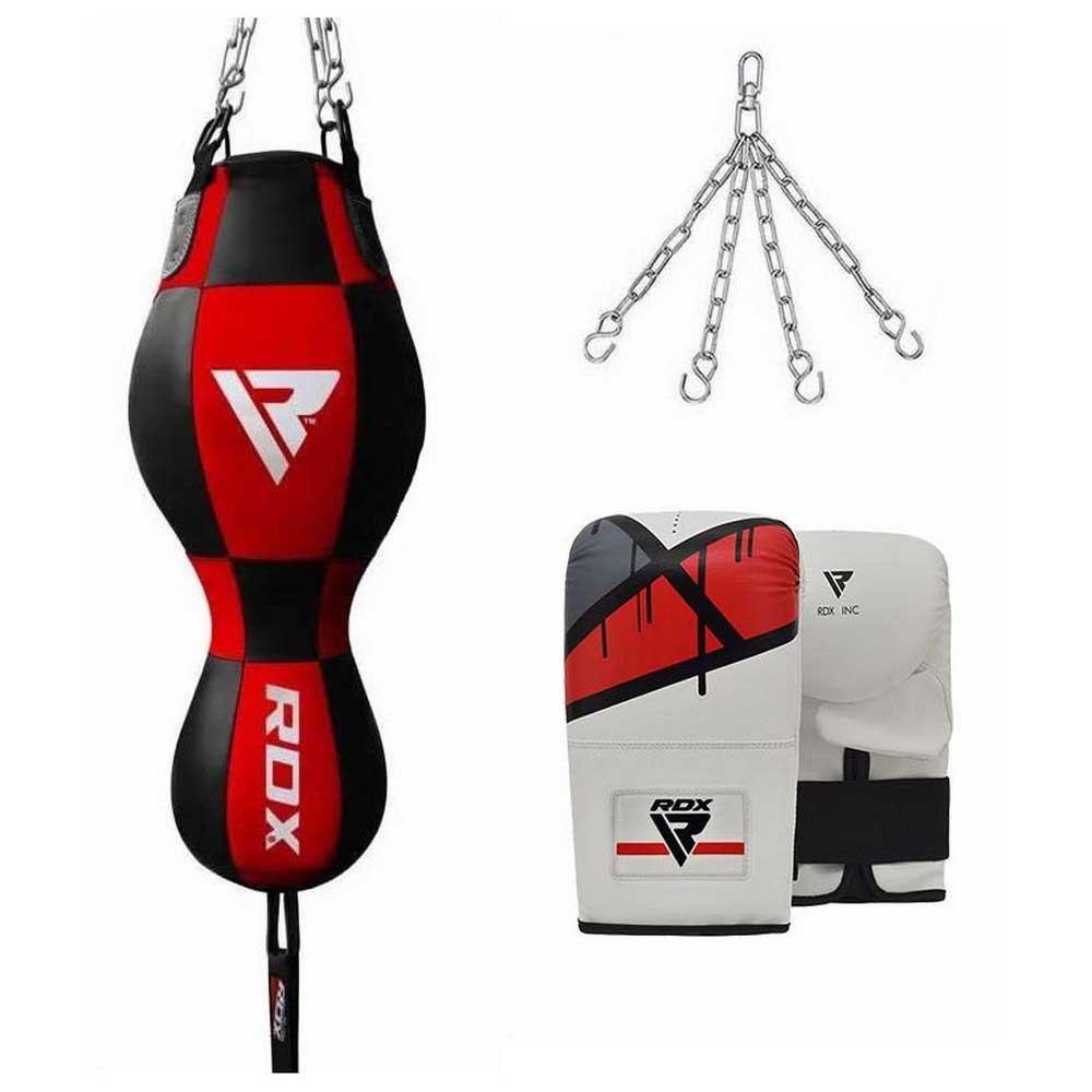 Rdx Sports Sac De Frappe 3r One Size Red / Black