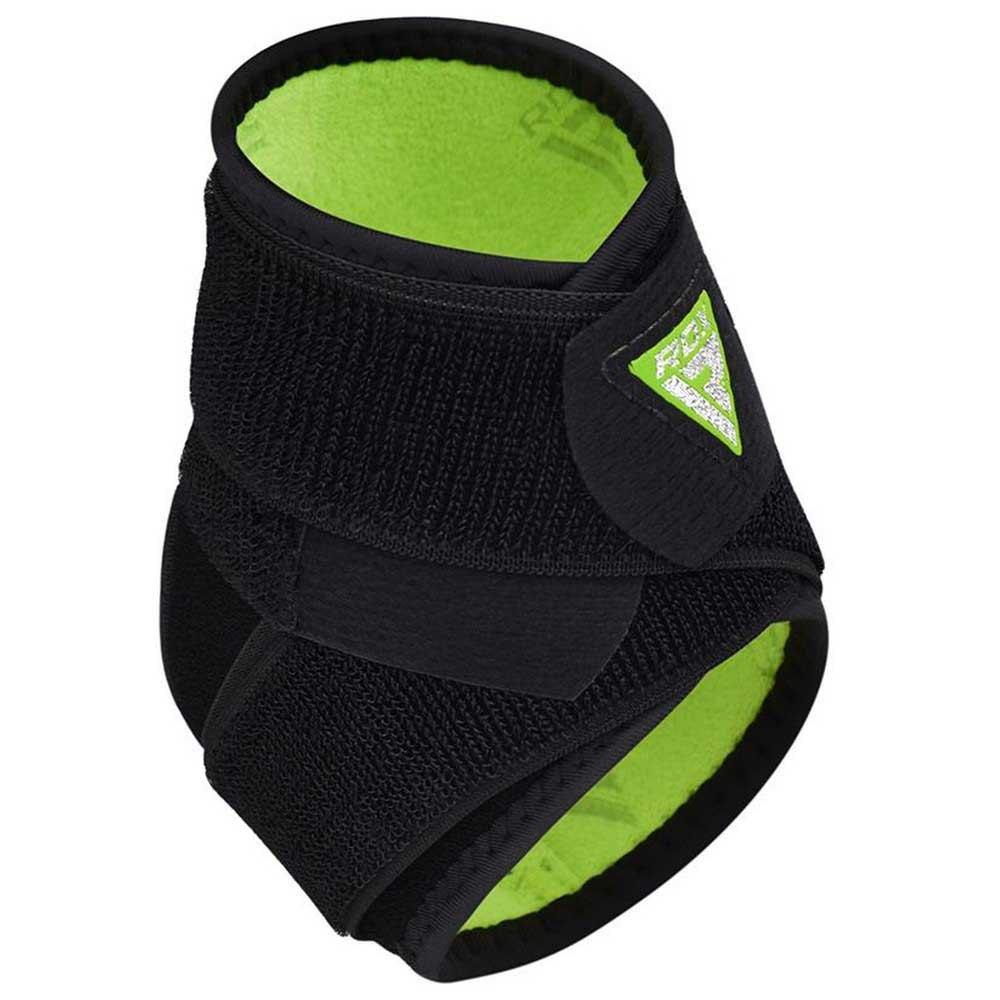 Rdx Sports Support De Cheville A701 One Size Black