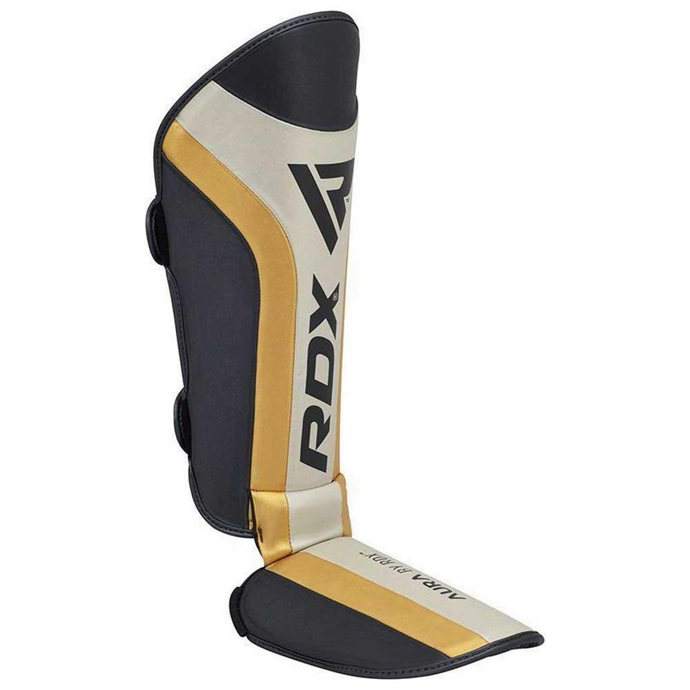 Rdx Sports Protège-tibias Aura T-17 M Golden