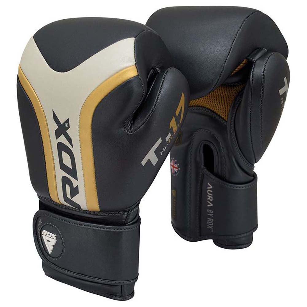 Rdx Sports Gants Boxe Auta T-17 10 Oz Golden