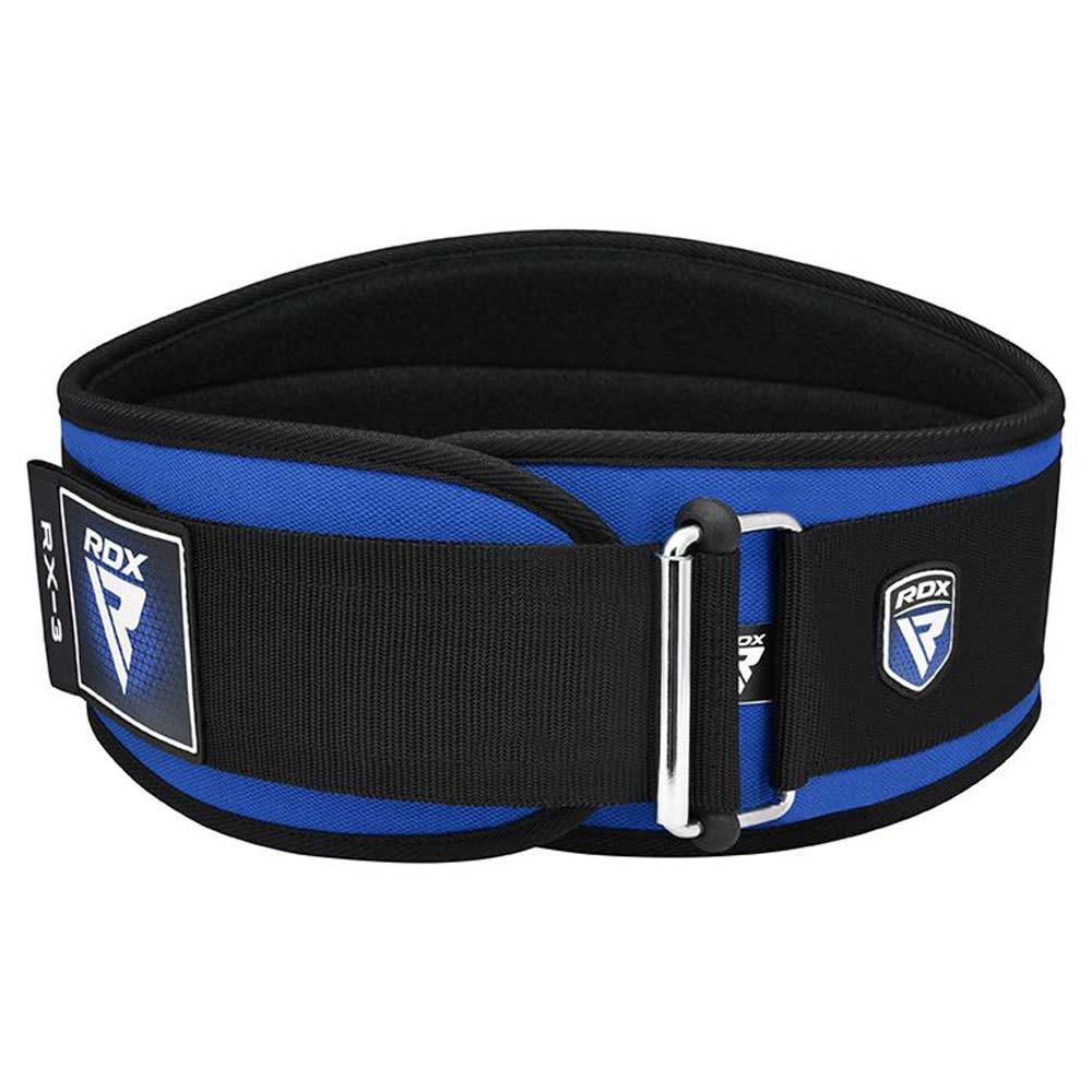 Rdx Sports Ceinture Musculation Eva Curve Rx3 L Blue