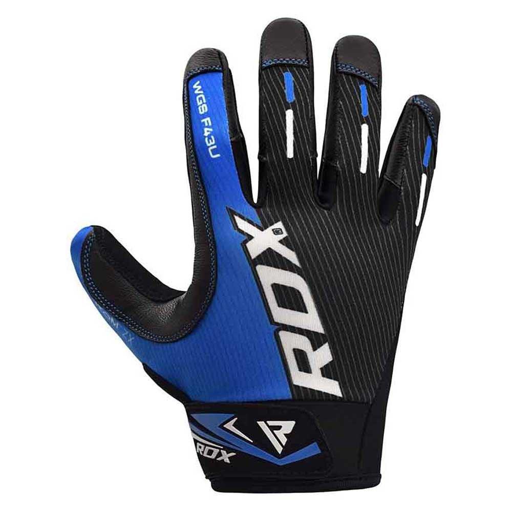 Rdx Sports Gants Longs F43 Workout S Blue