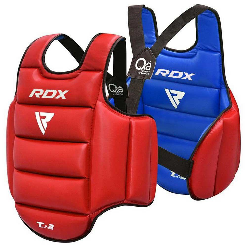 Rdx Sports Protection Corps Scc-t2 S-M Red / Blue