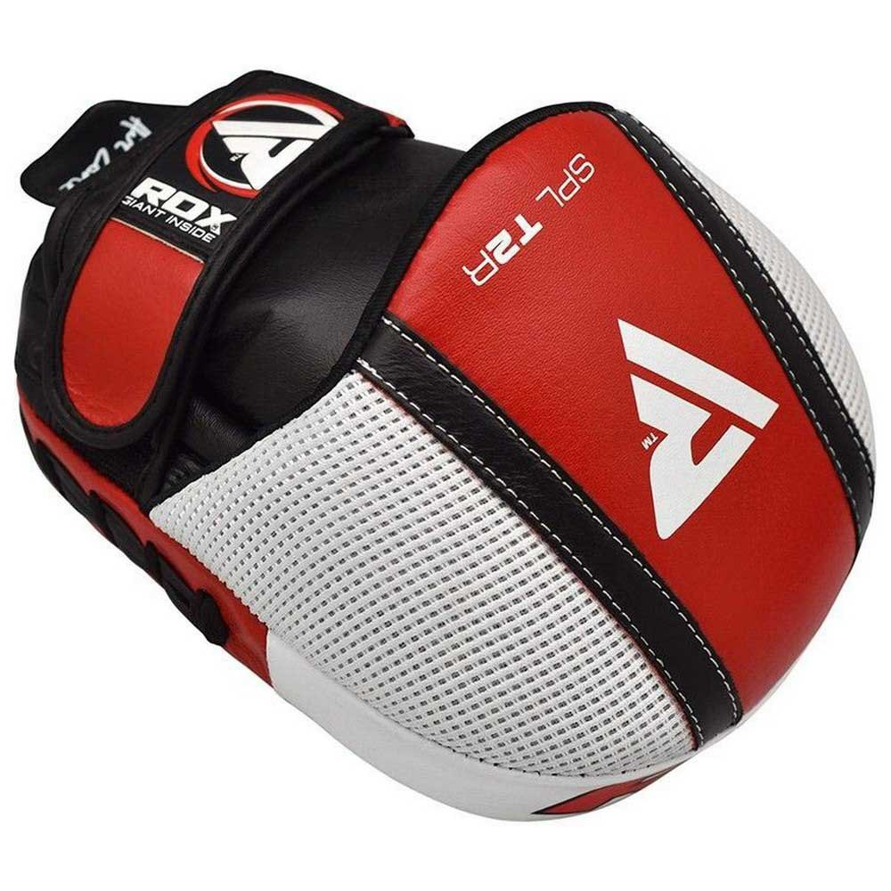 Rdx Sports Pads De Mise Au Point Smarty Leather One Size Red
