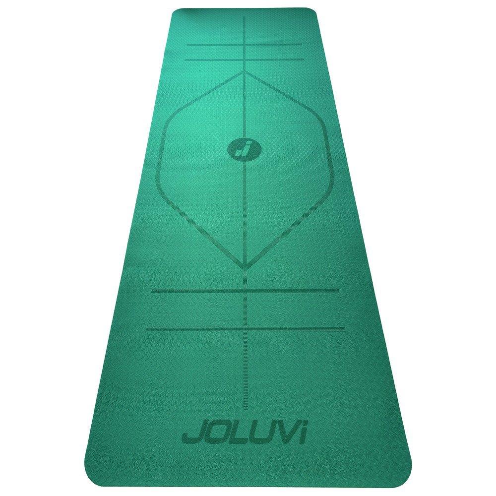 Joluvi Tapis De Sol Yoga Align One Size Aquamarine