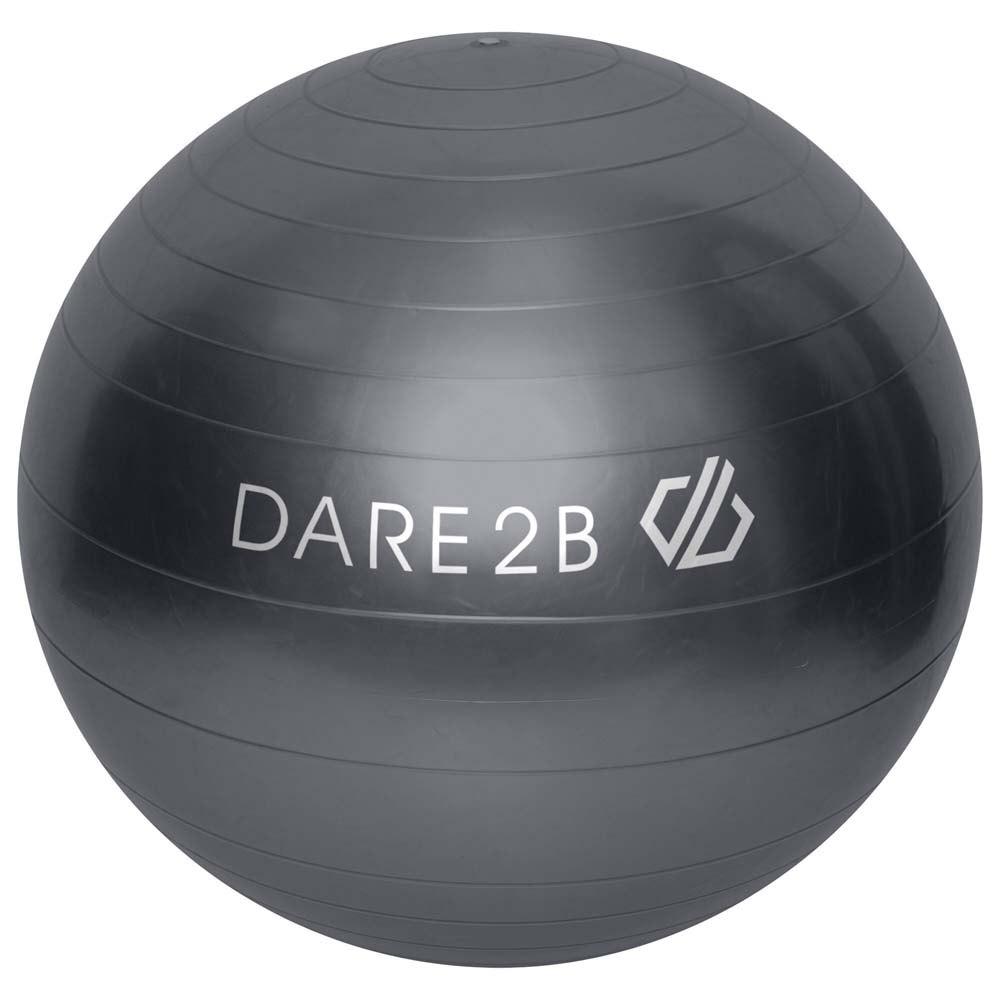 Dare2b Fitness Ball Pump One Size Ebony Grey
