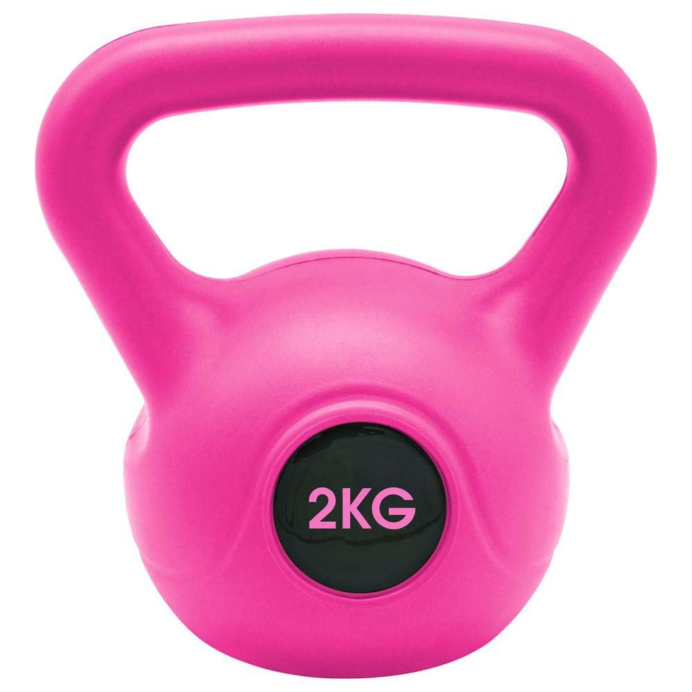 Dare2b Kettle Bell 2kg 2 kg Pink