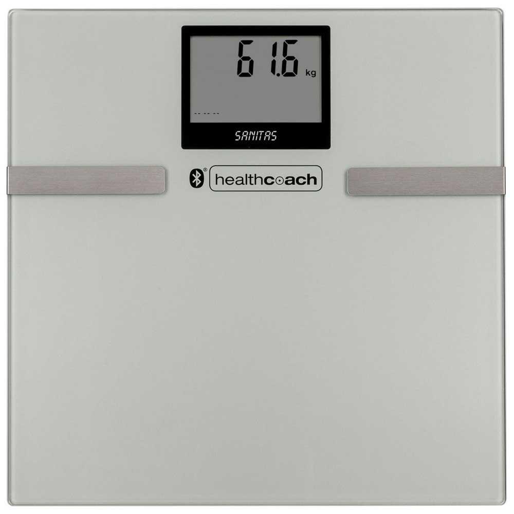 Sanitas Balance Sbf 70 Max 180 Kg One Size White / Clear