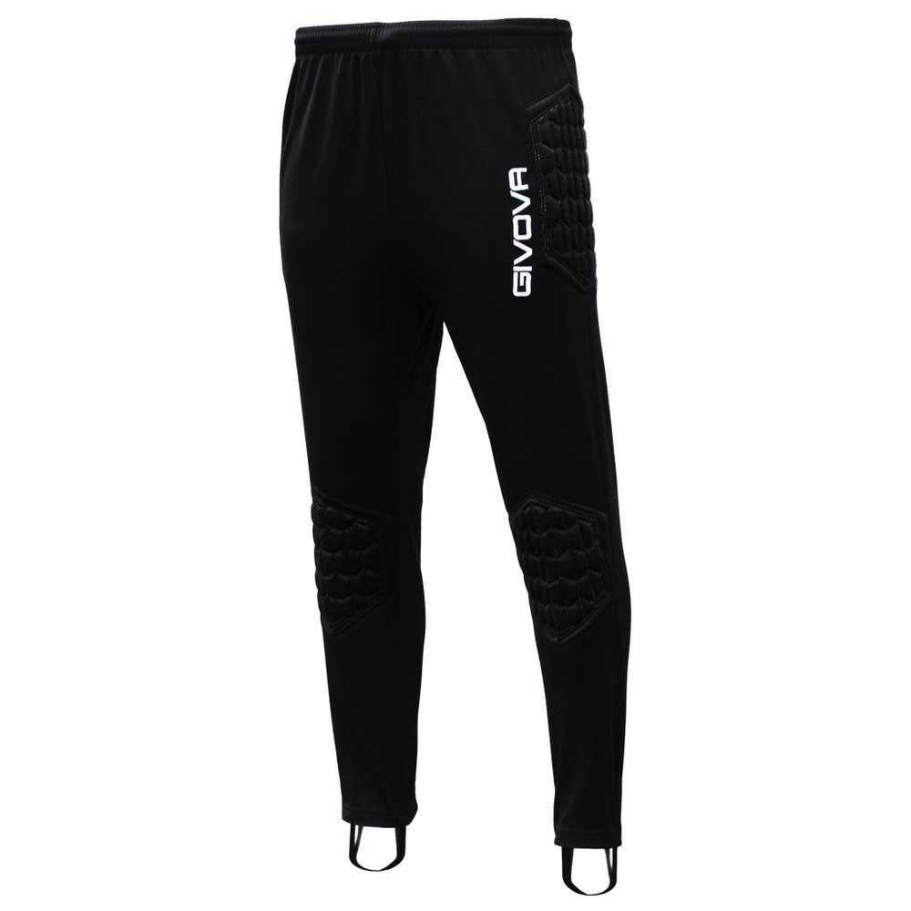 Givova Pantalon Long De Gardien De But Meazza XXS Black
