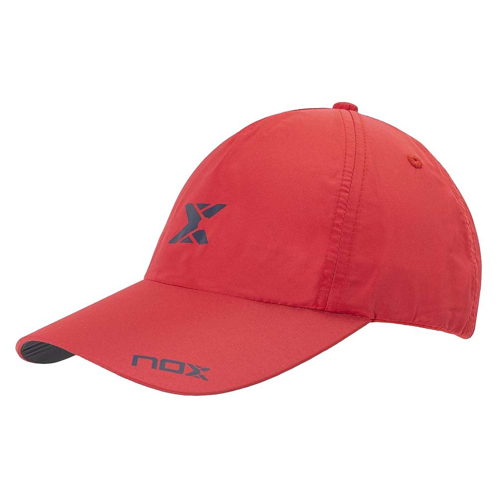 Nox Casquette Pro One Size Red / Blue