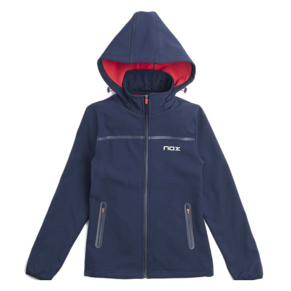 Nox Veste Pro Softshell XS Blue / Red