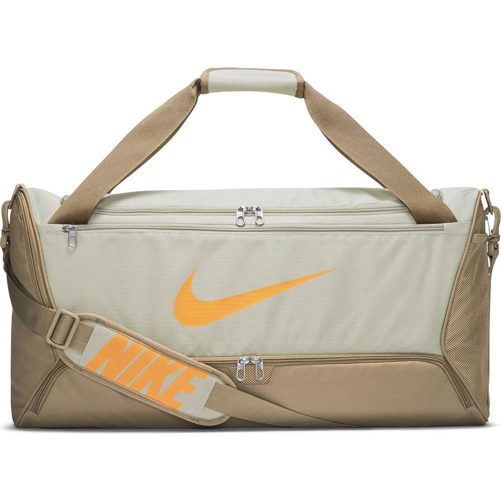 Nike Sachets De Lait Brasilia Training One Size Stone / Sandalwood / Total Orange