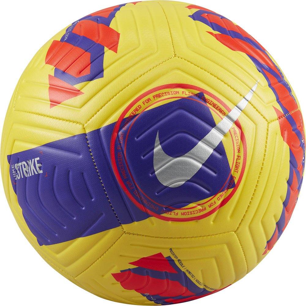 Nike Balle Strike 5 Yellow / Purple / Bright Crimson / Silver