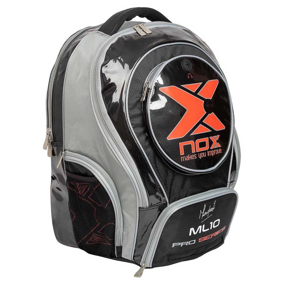 Nox Sac À Dos Ml10 Pro 32l Reconditionné One Size Black / Grey