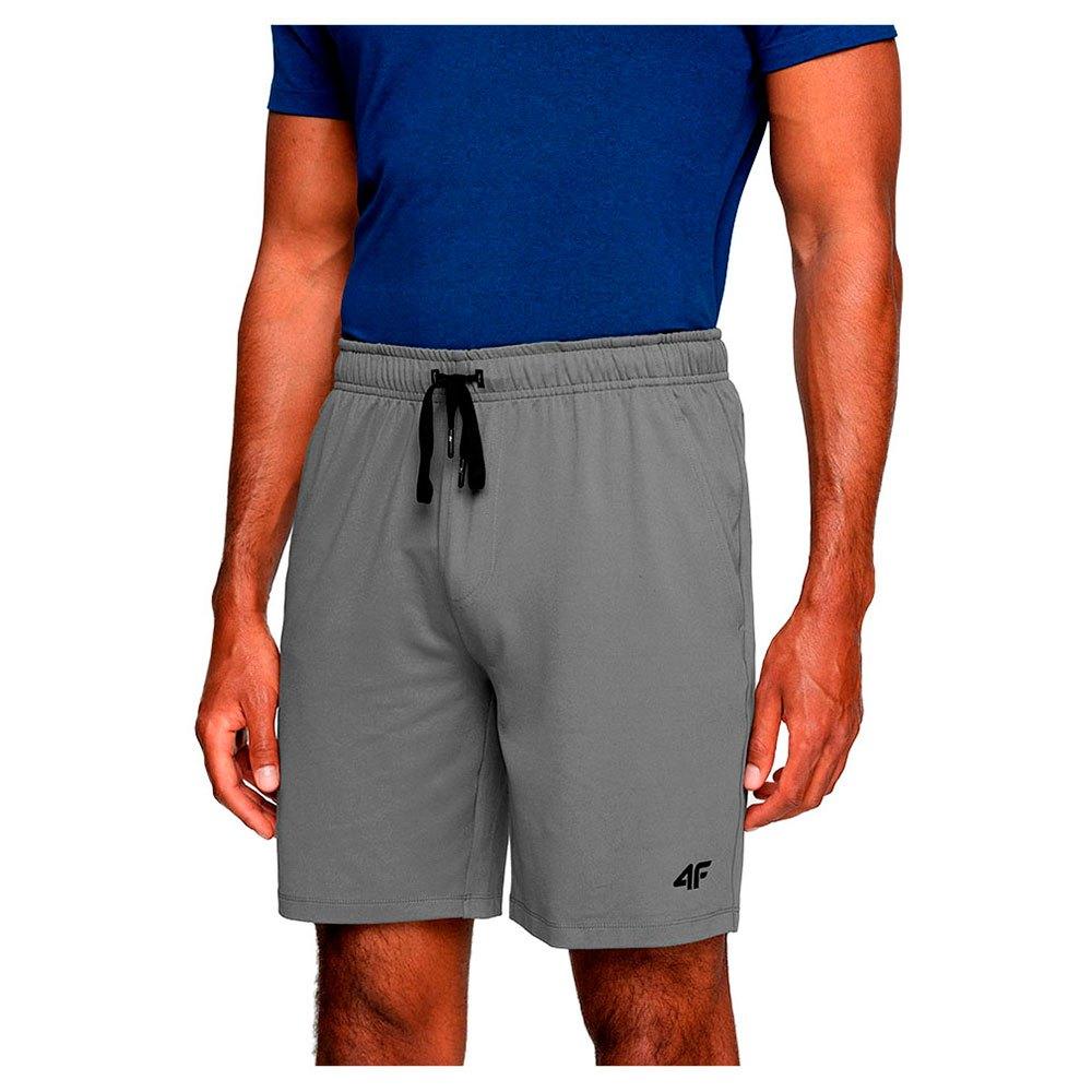 4f Pantalons Courts S Grey