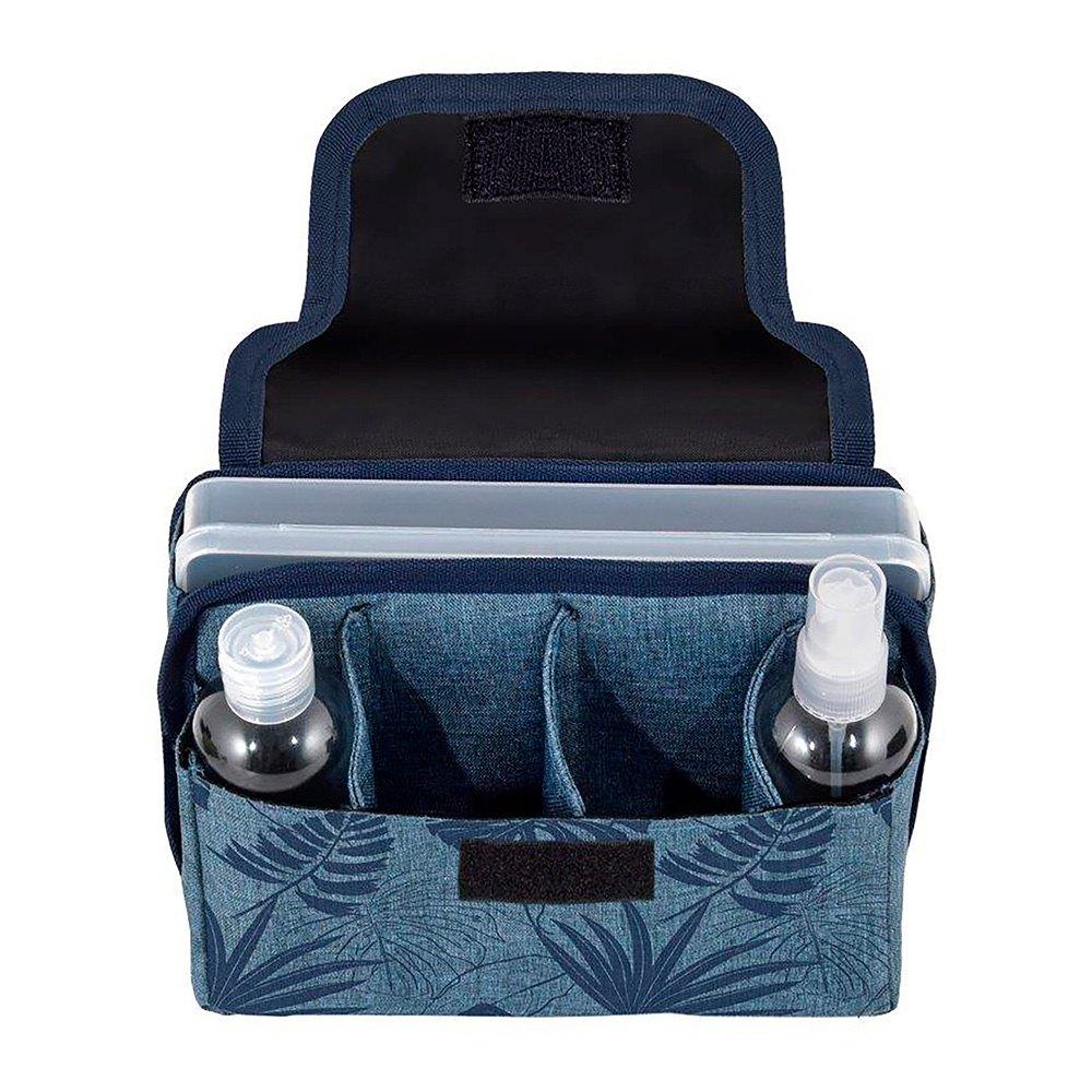 Domo Pack Living Trousse De Toilette Covid Stay Ok Jungle One Size Blue