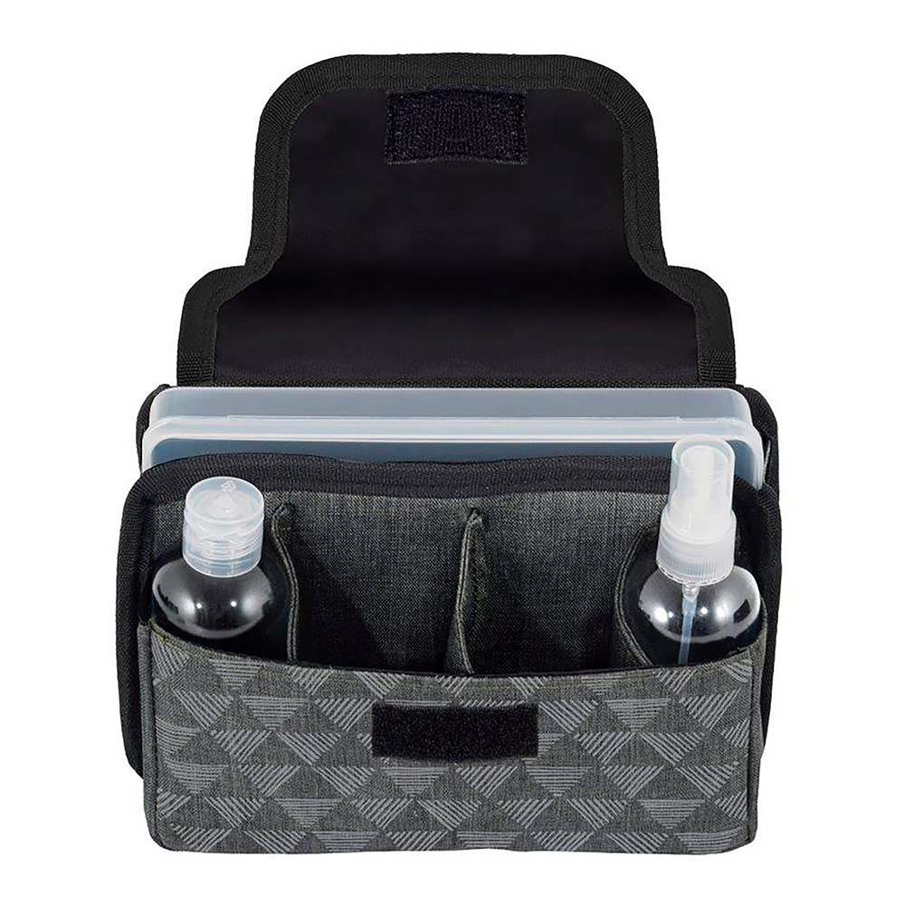 Domo Pack Living Trousse De Toilette Covid Stay Ok Triangles One Size Grey