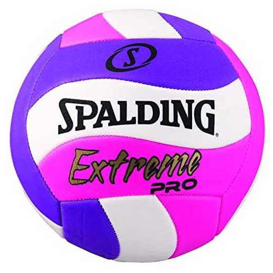 Spalding Ballon Volley-ball Extreme Pro One Size Pink / Purple / White