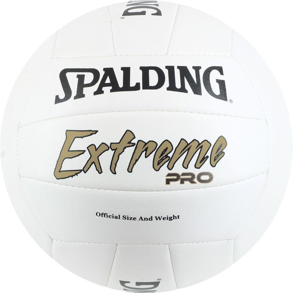 Spalding Ballon Volley-ball Extreme Pro One Size White