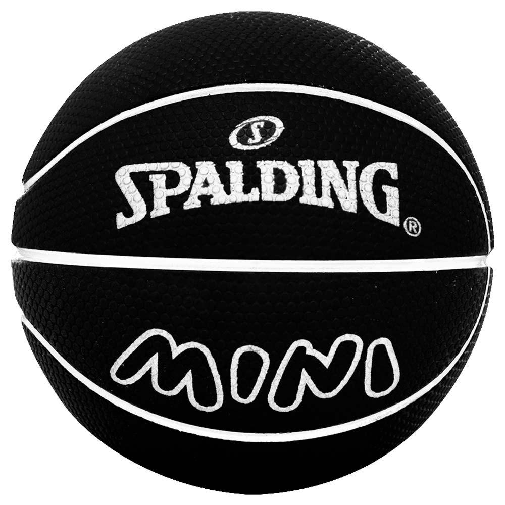Spalding Ballon Basketball Spaldeen Mini One Size Black