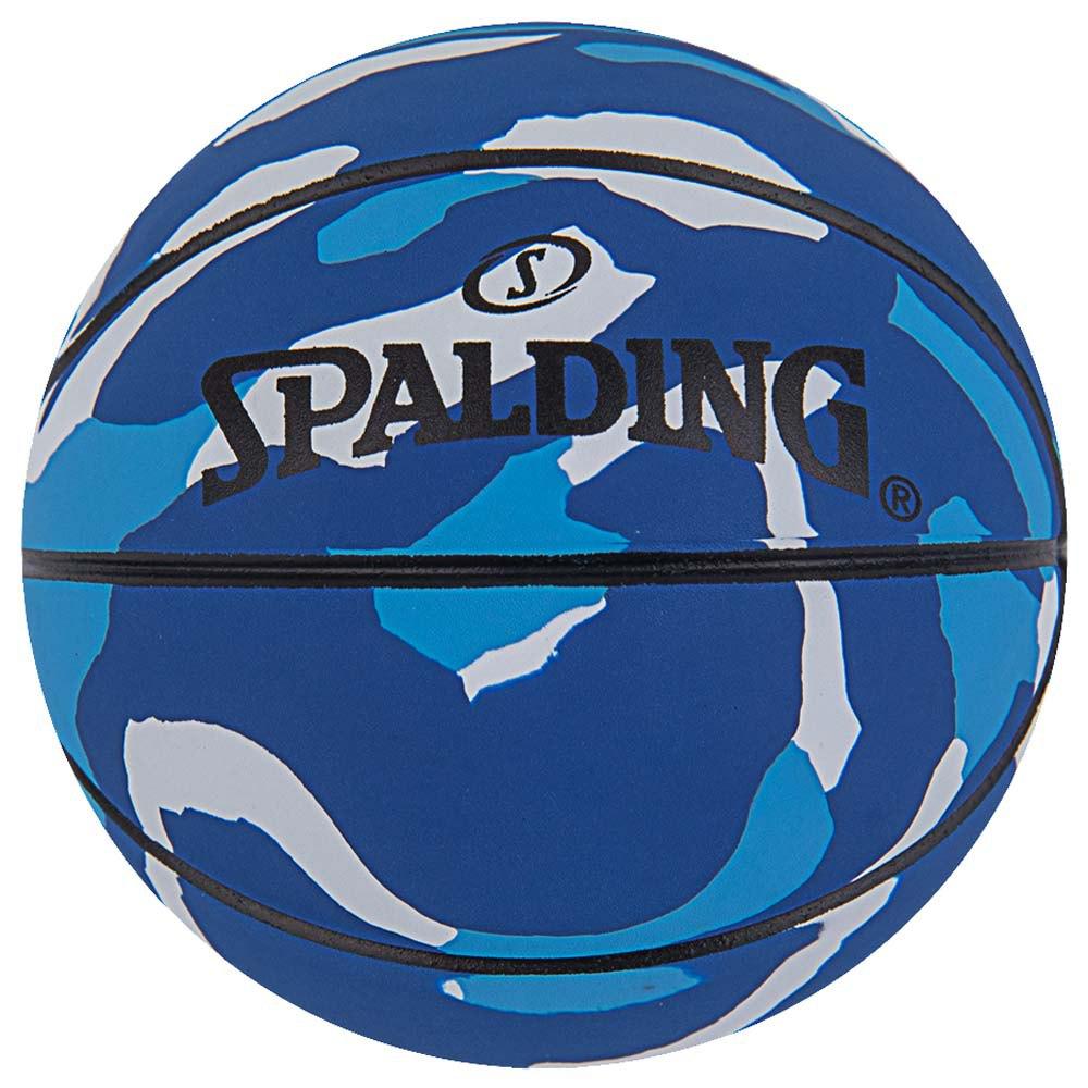 Spalding Ballon Basketball Spaldeen Mini One Size Blue / Camo