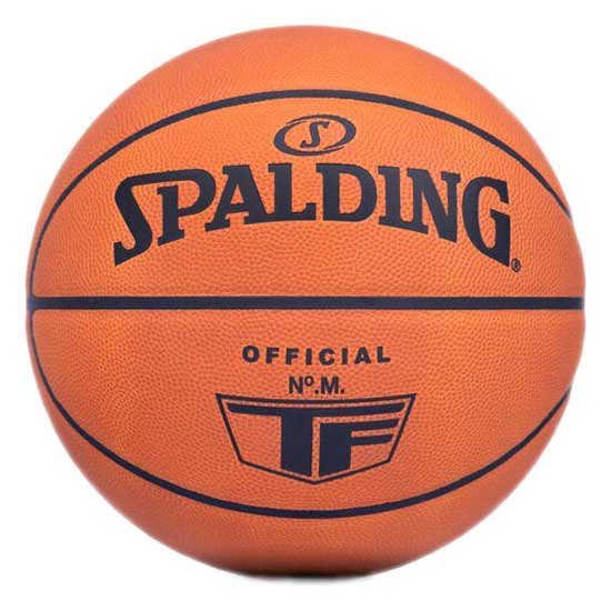 Spalding Ballon Basketball Tf Model M Leather 7