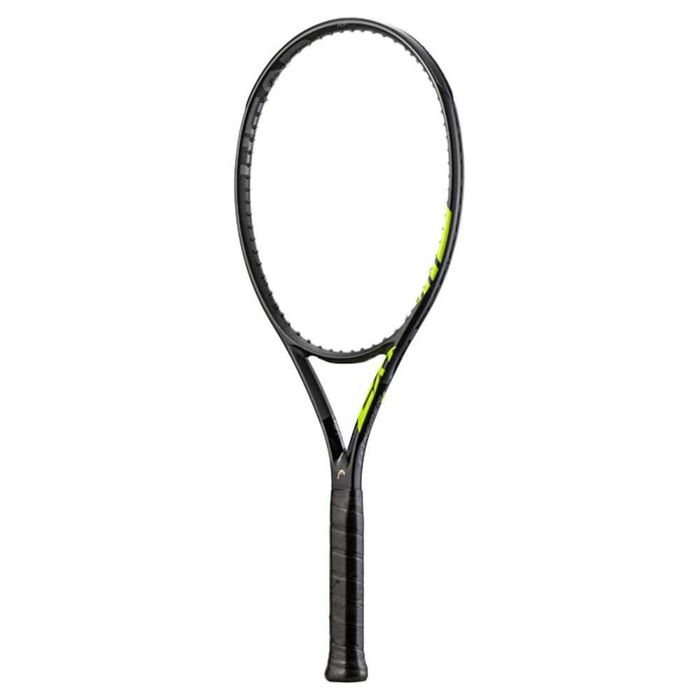 Head Racket Raquette Tennis Sans Cordage Extreme Mp Nite 2021 1 Black / Neon Yellow