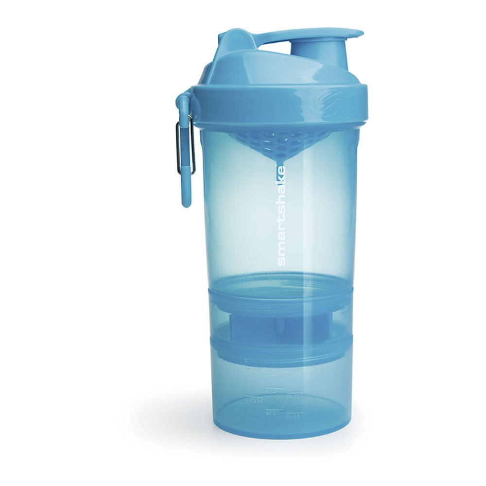 Smartshake Shaker Original2go 600ml One Size Neon Blue