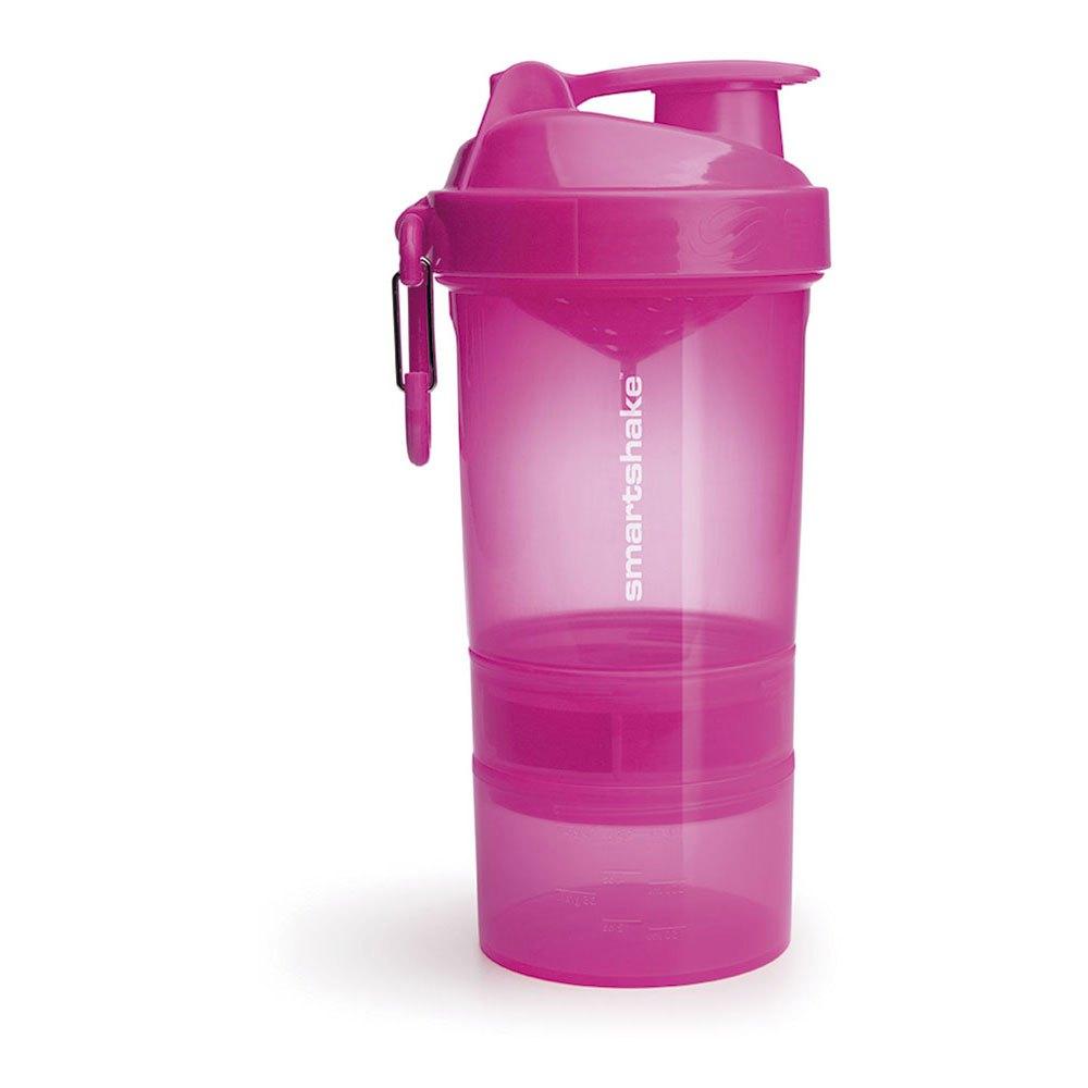 Smartshake Shaker Original2go 600ml One Size Neon Pink