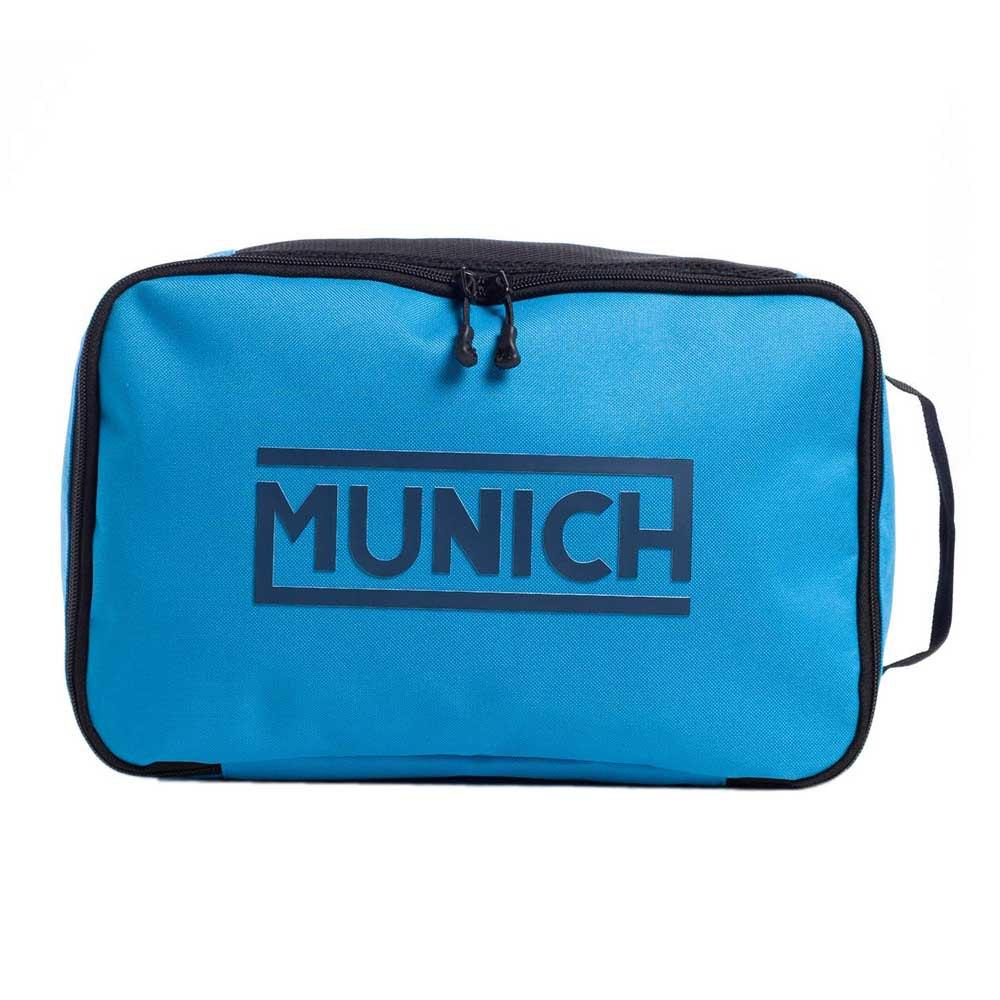 Munich Sac À Chaussures Sports One Size Blue