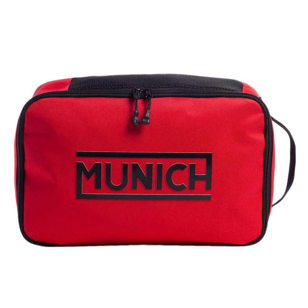 Munich Sac À Chaussures Sports One Size Red