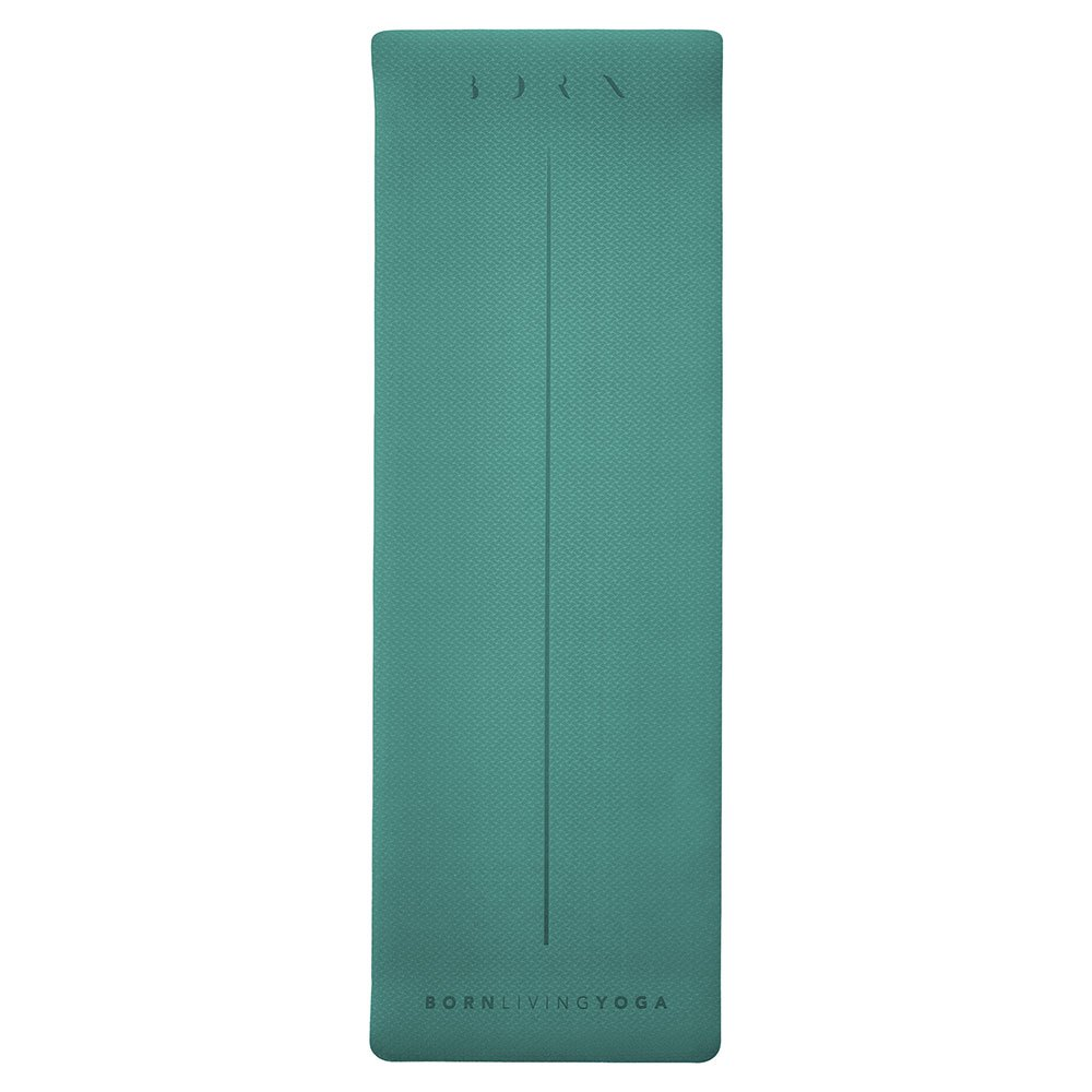 Born Living Yoga Tapis 181x61x0.6 cm British