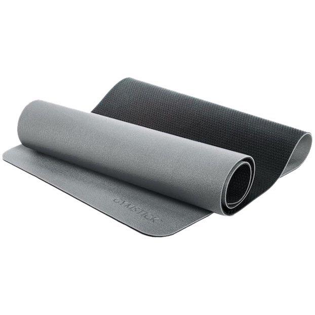 Gymstick Tapis Pro Yoga 180x61x0.6 cm Grey / Black