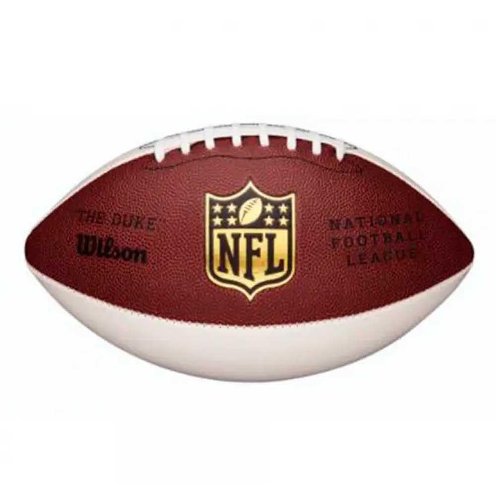 Wilson Ballon Football Américain Nfl Mini One Size Bicolor