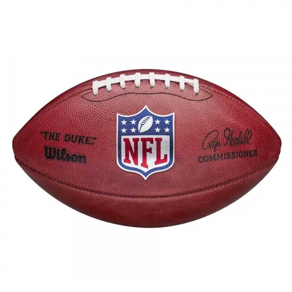 Wilson Ballon Football Américain Nfl Mini Replica One Size Orange