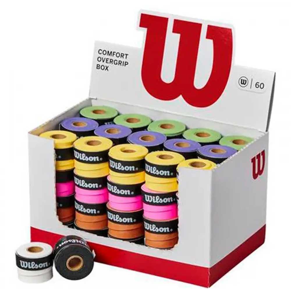 Wilson Surgrip Tennis 60 Unités One Size Multicolour