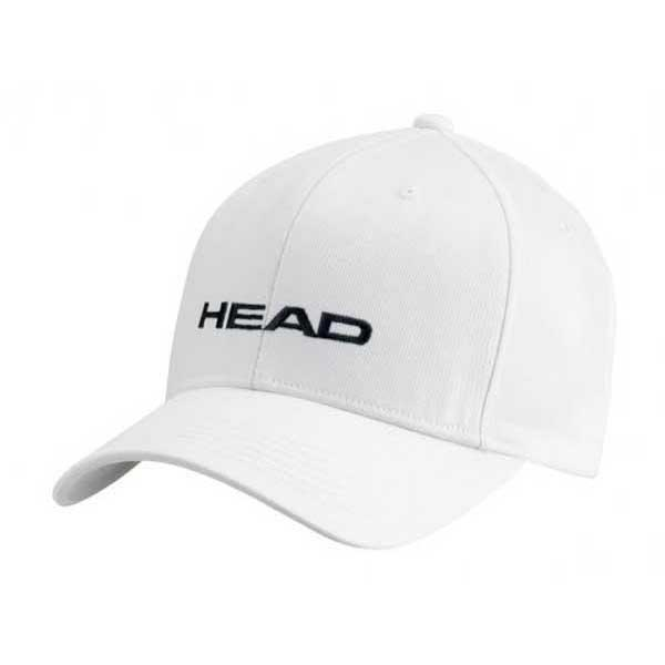 Head Racket Promotion Cap One Size White