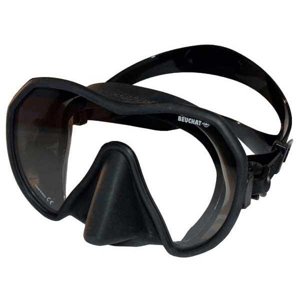 Beuchat Maxlux Noir , Masques Beuchat , plongée masques , Palmes, masques plongée et tubas ab4279