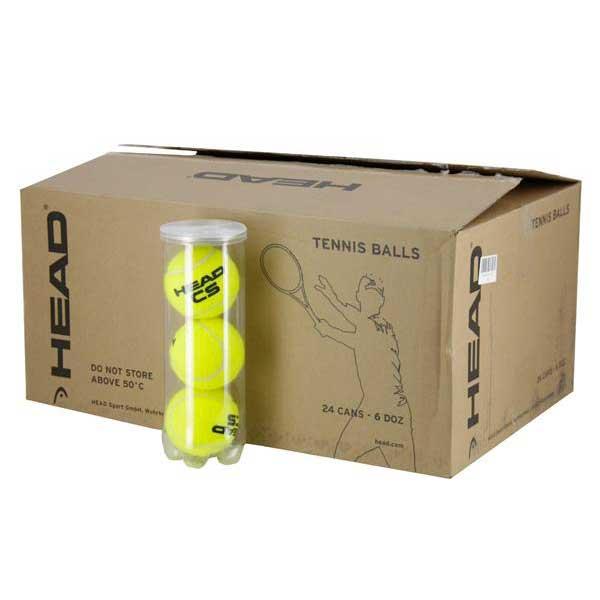 Head Racket Cs Box 24 x 3 Balls