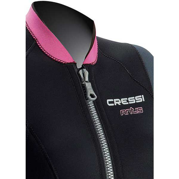 cressi-lei-2-5-mm-mono-lady-s-black-grey-pink